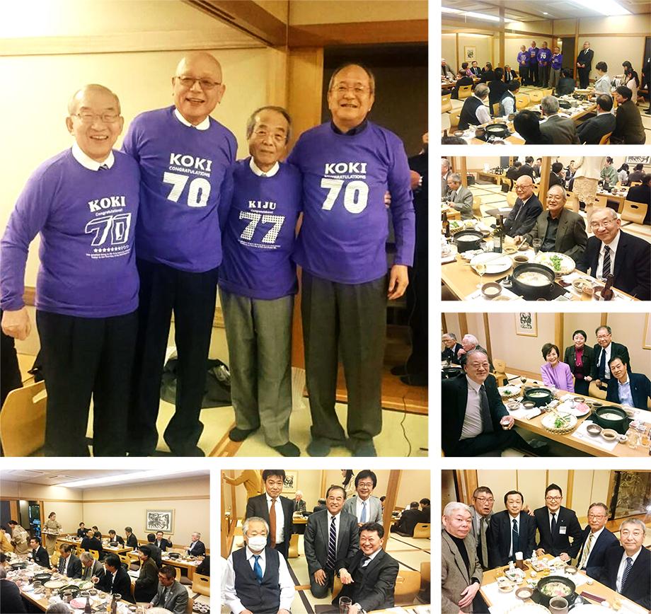 平成28年度OB総会及び懇親会を開催。